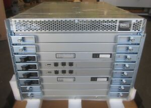 NEW-DELL-Brocade-DCX-4s-Chassis-with-2x-CP8-2x-CR4S8-2x-AC-POWER