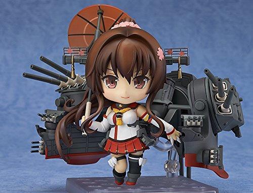 Kb04c Good Smile Kantai Collection  Kancolle  Yamato Nendorid Action Figure