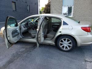 2007 Chrysler Sebring 2.7