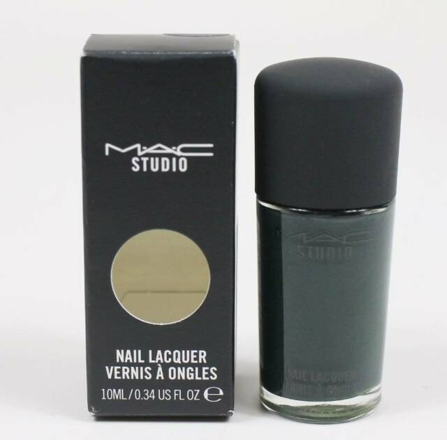 MAC Cosmetics Unzipped Nail Polish 0.34 oz New In Box for sale online