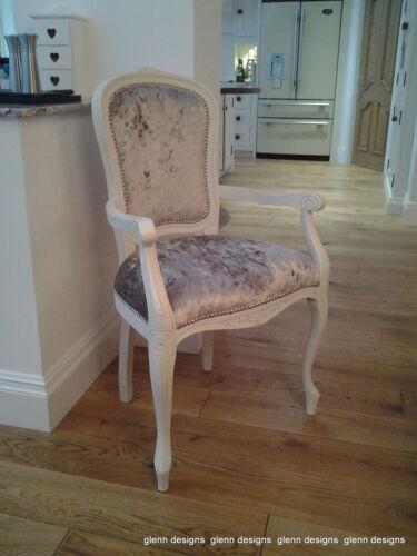 Dining Chair- Hugget Back (or spoonback) - choose paint F&B  Fabrics