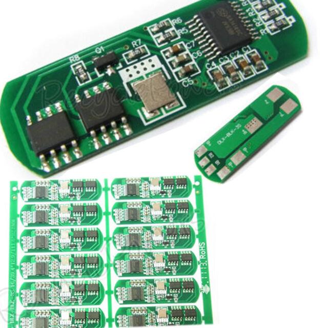 4 PCB for 11.1V 16340 18650 Li-ion Lipo Battery Pack