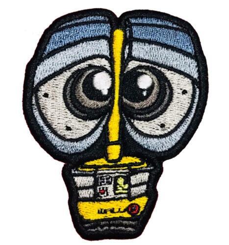 WALL-E EMBROIDERED IRON-ON PATCH ERJURSELF