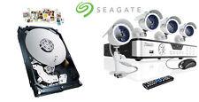 Seagate Surveillance New HDD ST2000VX003 2TB 5900 RPM SATA 6.0Gbs 3.5 Hard Drive