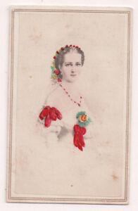 Vintage-CDV-Princess-Alexandra-of-Denmark-Queen-of-Great-Britain-Tinted