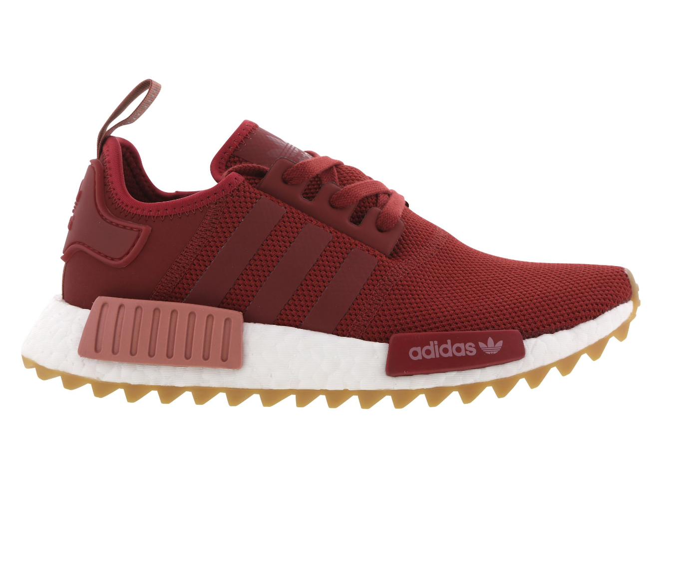 Unisex W ADIDAS NMD R1 TRAIL W Unisex Red Running Trainers S81047 5f02a5