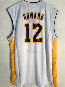 b1e1a67f0c1 Image is loading Adidas-NBA-Jersey-Los-Angeles-Lakers-Dwight-Howard-