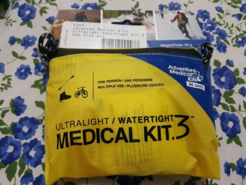 ADVENTURE HIKING ONE PERSON MULTIPLE USE ULTRALIGHT WATERTIGHT MEDICAL KIT.3