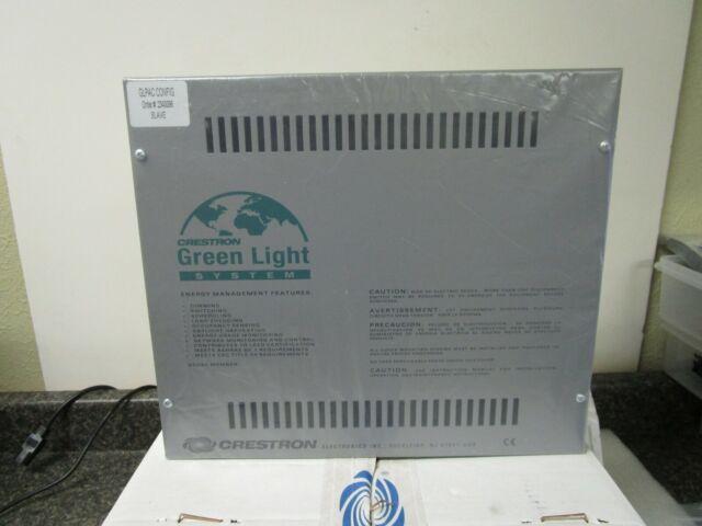 Brand New Crestron 4 Channel Multi Room Lighting Controller Glpac Dimflv4