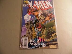 X-Men-33-Marvel-1994-Free-Domestic-Shipping