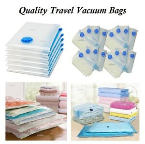 Image Is Loading STRONG VACUUM STORAGE SPACE SAVING BAG BAGS VAC