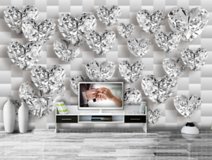 3D Transparent 98 Wallpaper Mural Paper Wall Print Wallpaper Murals UK Carly