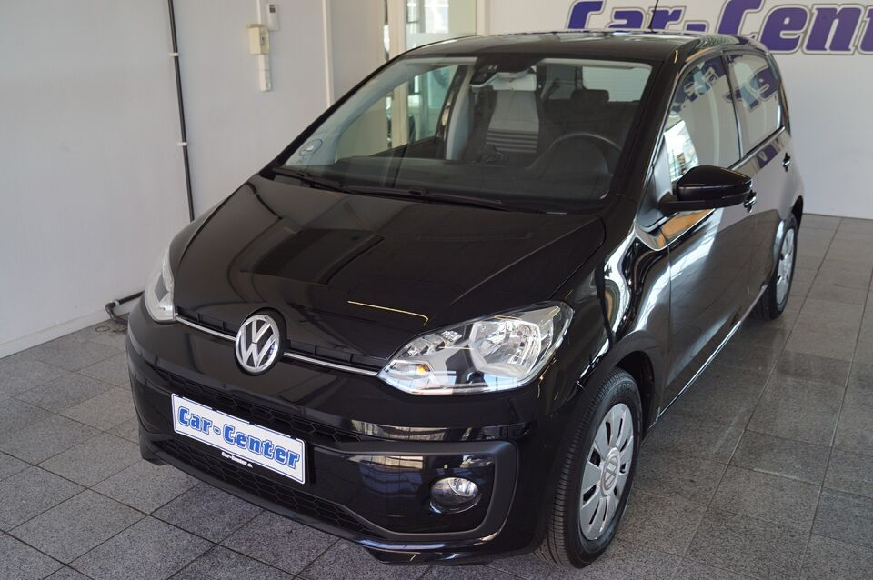 VW Up! 1,0 MPi 60 Move Up! BMT Benzin modelår 2018 km 37000