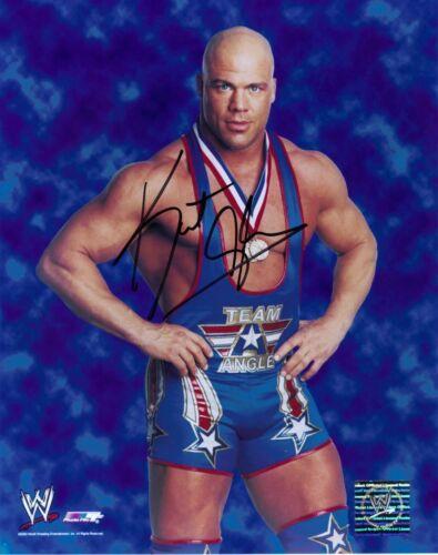 "KURT ANGLE Poster Pro Wrestling WWE WWF WCW Wall Print 24/"" x 30/"" inch 1"