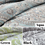 Premium Pure Melody Classic Paisley 3-piece Comforter Set