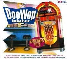 Various - Doo Wop Jukebox-Remember Then (Dieser Titel enthält Re-Recordings)