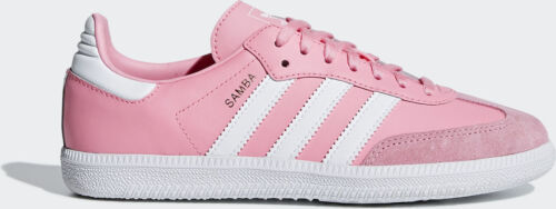 5 Uk White 5 Og Originals Trainers Womens Size Girls Pink Adidas Samba Junior 7Tzx1q70w