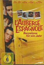 DVD - L` auberge espagnole - Barcelona für ein Jahr / NEU / #771