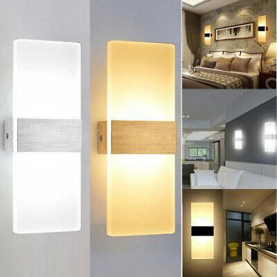 6W LED Wandleuchte Treppenleuchten Dechkenlampe Wandbeleuchtung Effektlampe