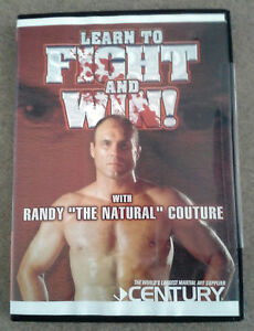 NEW-Fight-amp-Win-Mixed-Martial-Arts-DVD-Vol-4-Randy-Couture-Wrestling-UFC