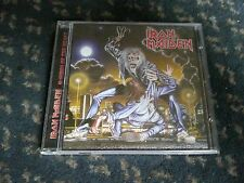 SUPER RARE ! iron maiden b sides of the beast LTD edition import