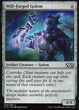 4x Will-Forged Golem | NM/M | M15 | Magic MTG