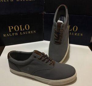 Vaughn Polo Chaussures Gris Ralph Sk Hommes Basic Lauren Vlc SBw6qIw