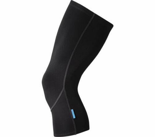 Shimano Thermal Cycling Knee Warmers Black Large
