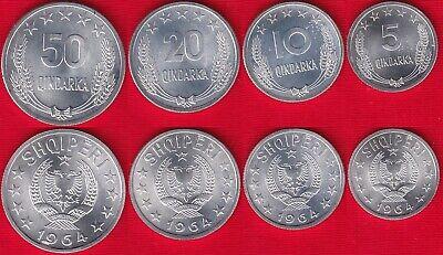 6 PIECE UNCIRCULATED 2019 COIN SET 0.01 TO 4 MACUTAS 1 BIMETAL CABINDA