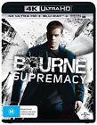 The Bourne Supremacy (Blu-ray, 2016, 2-Disc Set)