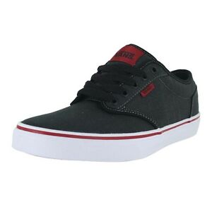 vans atwood textile black/chili