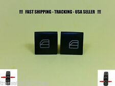 2 Window Switch Cap Master Switch For Mercedes Left Right W164-X164-W251 ML GL R