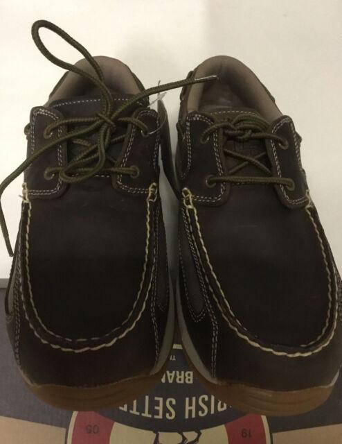 f5676d7e5ea Red Wing Shoes Irish Setter 3819 Men's Lakeside Boat Shoe Size 12 D