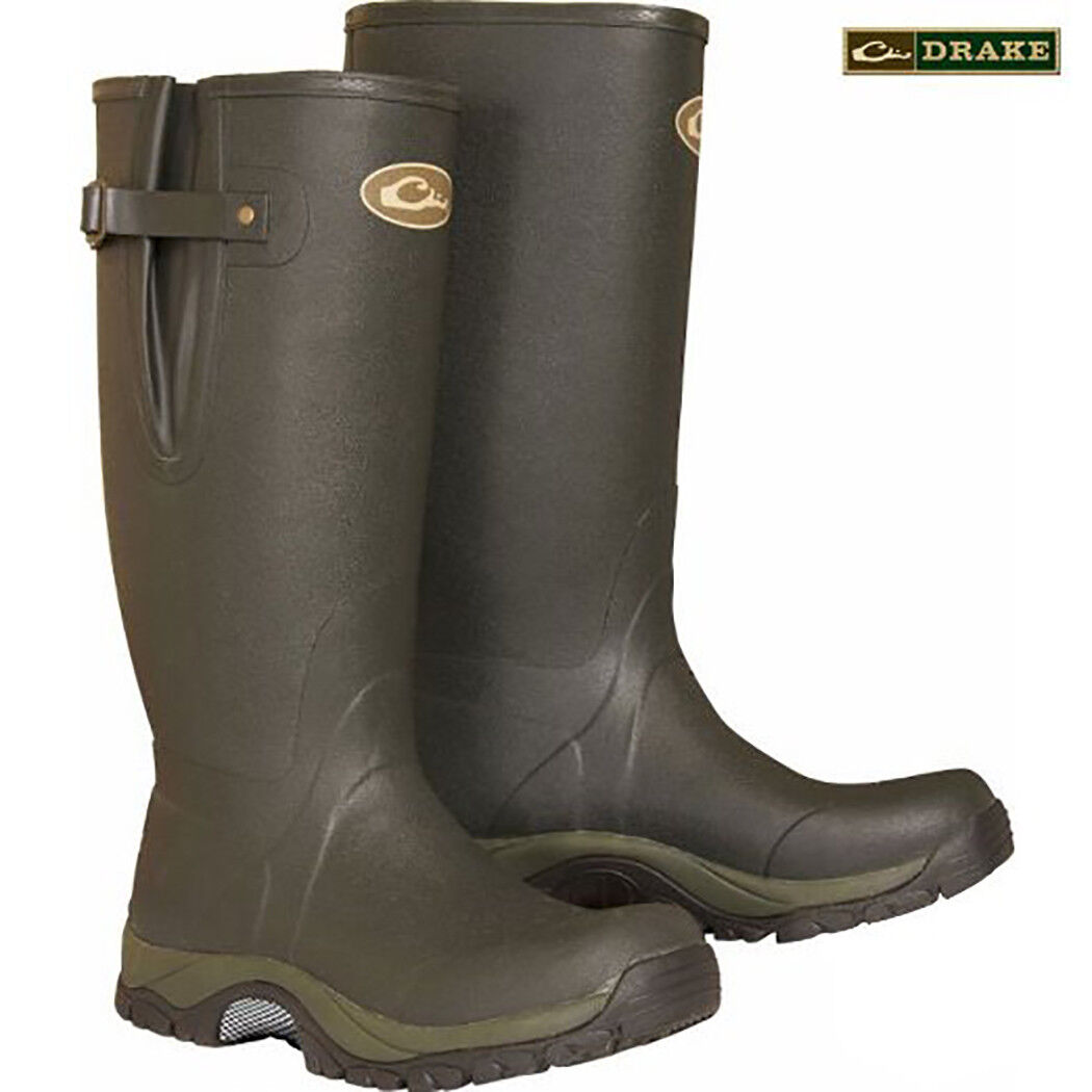 Drake 256260 Uomo EST Knee High Mudder Hunting  Stivali SHIPPING FAST  Hunting  170cc9