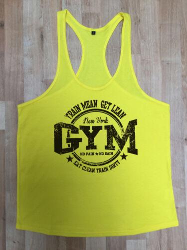 Workout Novelty Clothing PUSH YOUR LIMITS Motivation Vest
