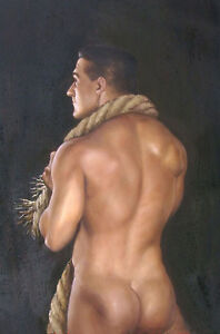 Nude gay muscle pics