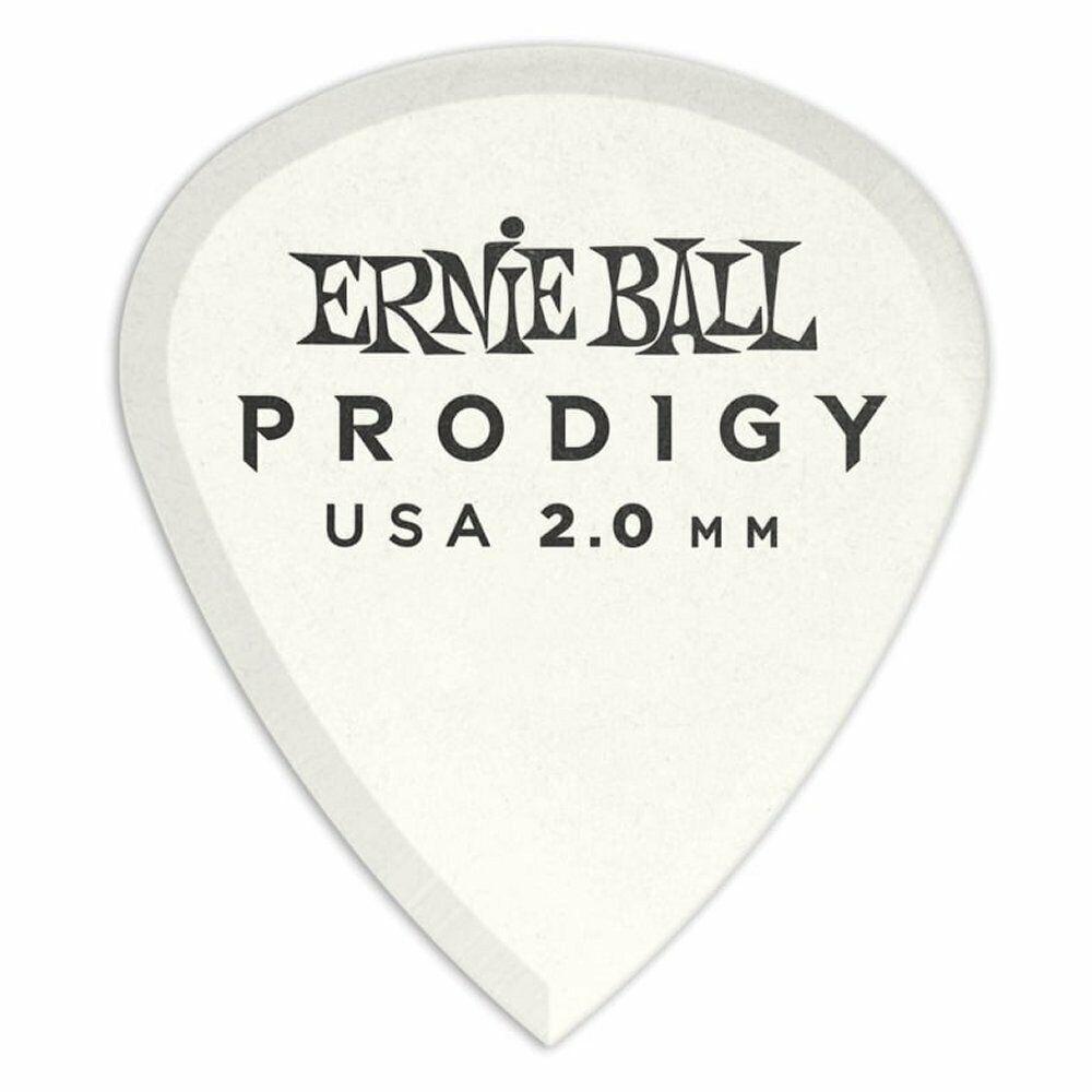 EB9174 Ernie Ball 24 Pack Of Medium Cellulose Assorted Colour Guitar Picks