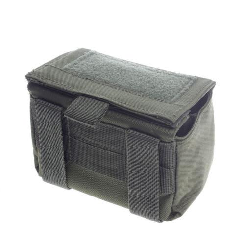 Tactical Shotgun 12gauge 20G-15 Shell Reload Ammo Pouch Holder Accessories