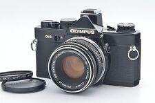 """Excellent+"" Olympus OM-2N SLR 35mm Film Camera 50mm f/1.8 Lens from Japan B131"