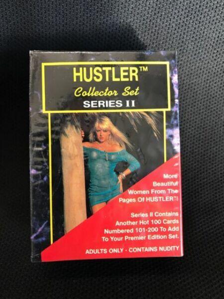 1990/'S Hustler Collector Trading Card SEALED MINT Sets Series 1 /& 2 /& 3 SUPER