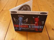 Rooster Davis - For Saints & Sinners ANN VRIEND BRAD SHIGETA PETER HENDRICKSON