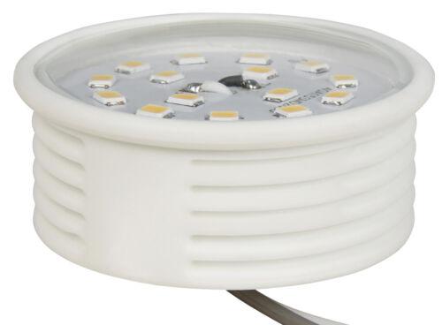 LED Einbaustrahler flach Rundi 5W warmweiß Einbauspot Deckenstrahler Deckenspot