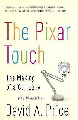 1 of 1 - The Pixar Touch: The Making of a Company (Vintage), Price, David A, Very Good Bo