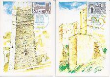 Carte postale Lot n°6 , 2 cartes