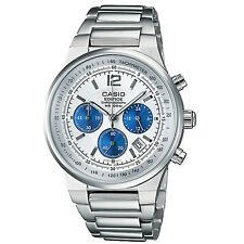 Casio Edifice EF-500D-7A Reloj de cristal mineral EF-500D Nuevo
