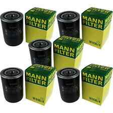Ölfilter MANN-FILTER W 936//4
