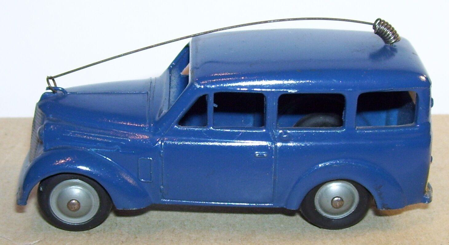 Alte original cij renault dauphinoise 300 kg polizei ref 3-69 1957 1   44 b