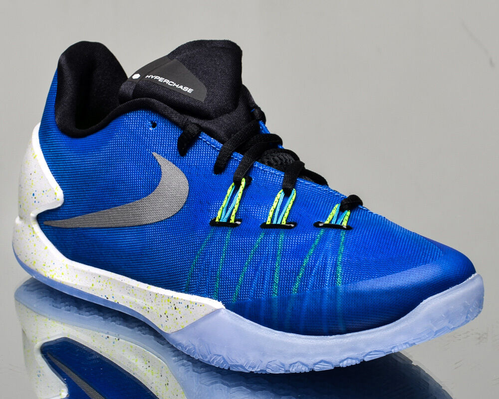 Comfortable and good-looking Nike Hyperchase Premium PRM men basketball sneakers low NEW soar blue