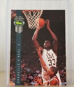 Shaquille O'NEAL 1992 Classic Rookie RC #1 / LSU / Mint