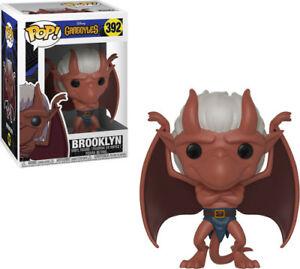 Gargoyles-Brooklyn-Funko-Pop-Disney-Toy-New